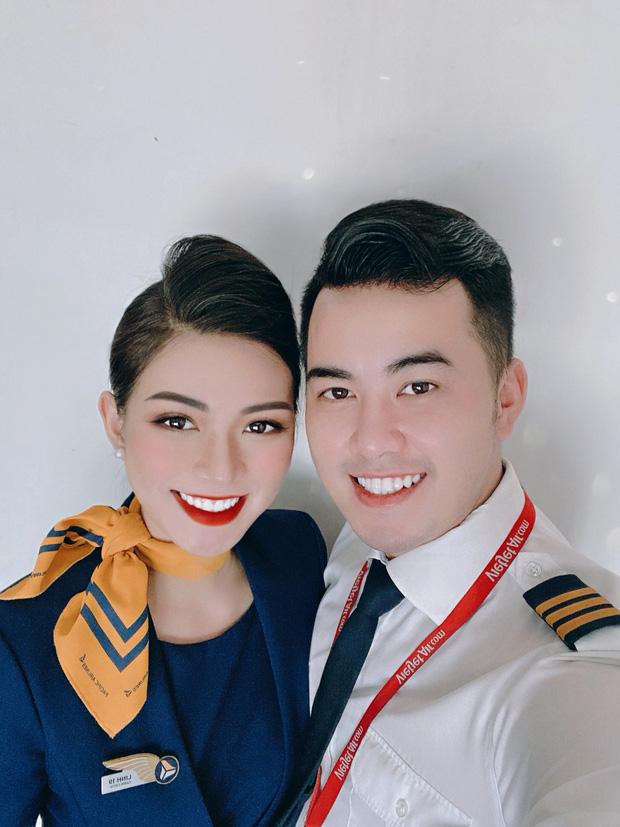 Tiếp viên hàng không kể chuyện yêu anh cơ phó nhờ Facebook, hé lộ mức lương xứng đáng với công việc trong mơ - Ảnh 10.