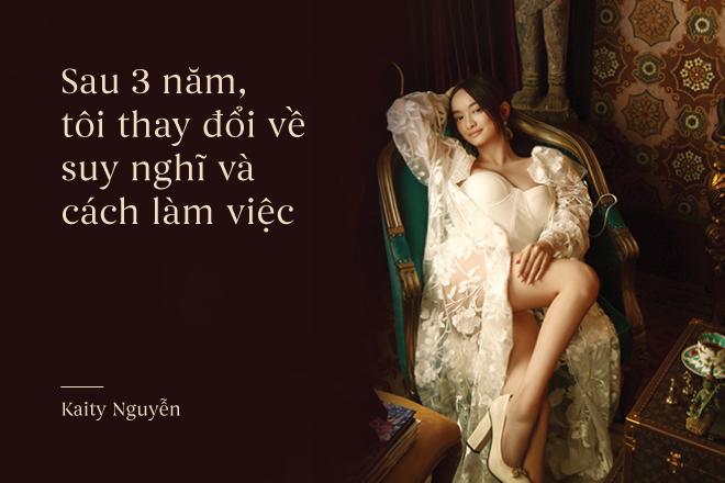 Kiều Minh Tuấn hết hồn vì cảnh nóng, Kaity Nguyễn: Anh ấy lịch sự mới hỏi đạo diễn như vậy - Ảnh 2.