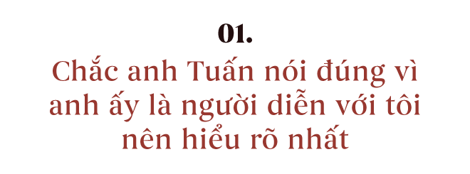 Kiều Minh Tuấn hết hồn vì cảnh nóng, Kaity Nguyễn: Anh ấy lịch sự mới hỏi đạo diễn như vậy - Ảnh 1.