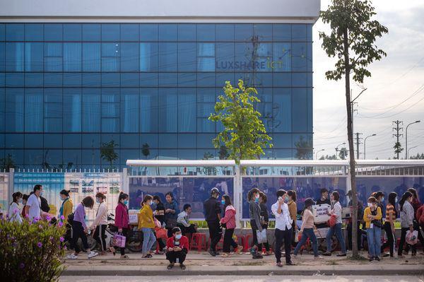 Bloomberg: Bắc Giang phất lên nhờ chuỗi cung ứng công nghệ toàn cầu dịch chuyển - Ảnh 2.