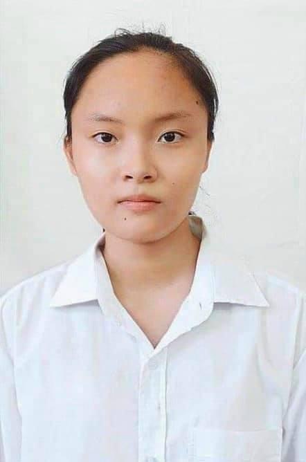 Hà Nội: Công an thông báo tìm nữ sinh 18 tuổi ở Thường Tín mất tích - Ảnh 1.