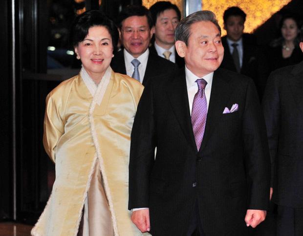 Chuyện đời cố Chủ tịch Lee Kun-hee: Người đàn ông huyền thoại đã biến Samsung trở thành một đế chế điện tử hàng đầu thế giới - Ảnh 5.