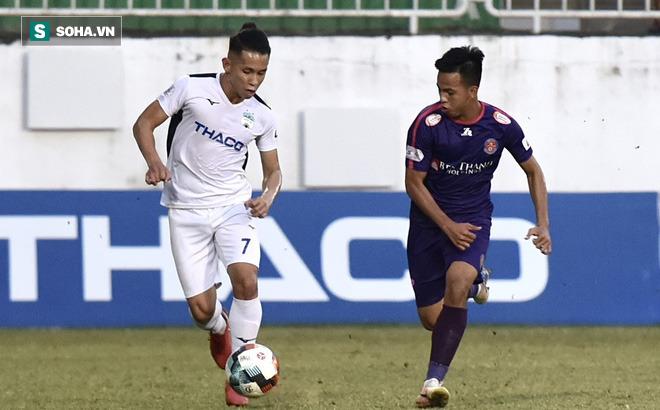 Không quan tâm án phạt của VFF, HLV Sài Gòn FC vẫn đặt mục tiêu vượt qua Hà Nội, Viettel - Ảnh 1.