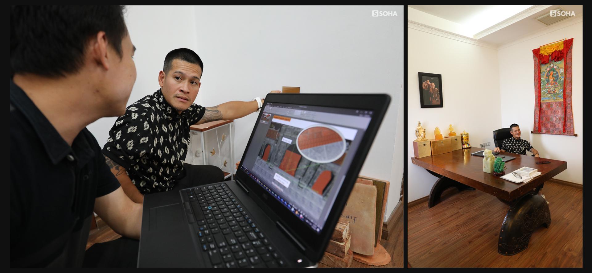[Bí mật phòng sếp] Những trận xa luân chiến 15 phút trong căn phòng của đạo diễn nổi tiếng nhất Việt Nam - Ảnh 3.