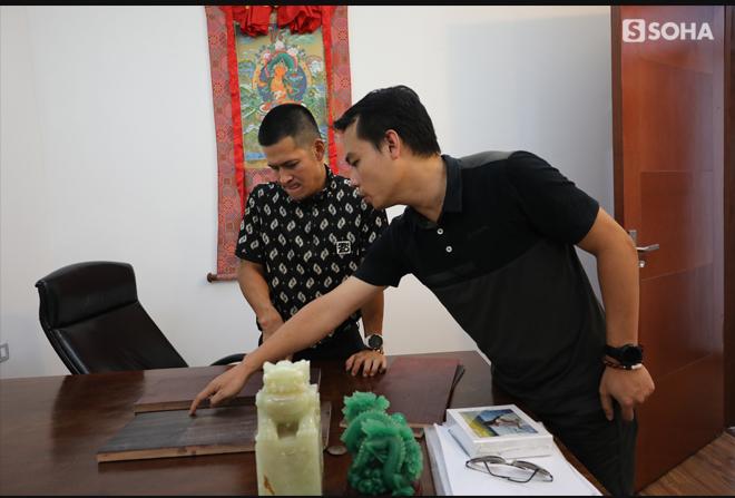 [Bí mật phòng sếp] Những trận xa luân chiến 15 phút trong căn phòng của đạo diễn nổi tiếng nhất Việt Nam - Ảnh 4.