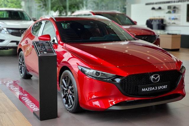 Mazda3 thêm phiên bản đặc biệt tại Việt Nam: Giá 869 triệu đồng, sản xuất giới hạn chỉ 40 chiếc - Ảnh 2.