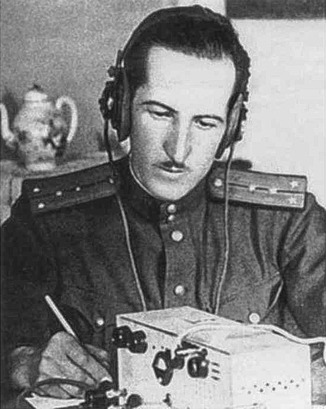"""""""Trò chơi điện đài"""" của Liên Xô trong Thế chiến II - ảnh 1"""