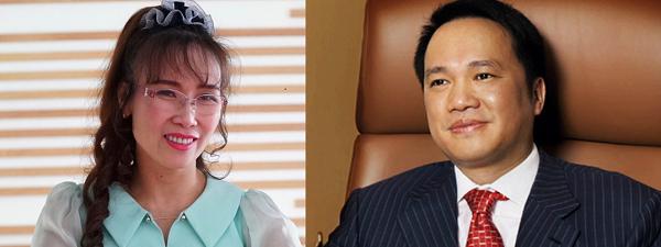 Chủ tịch Techcombank kiếm nghìn tỷ, bà Nguyễn Thị Phương Thảo mất vị trí top 2 người giàu nhất - Ảnh 1.