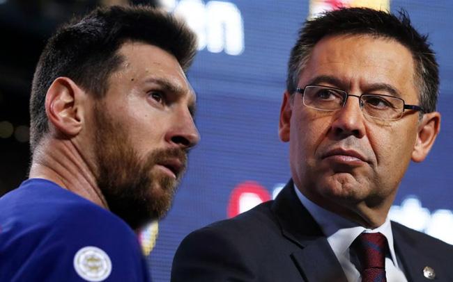 Nóng: Kẻ thù của Messi bất ngờ đứng trước nguy cơ phải từ chức, rời khỏi Barcelona - Ảnh 2.