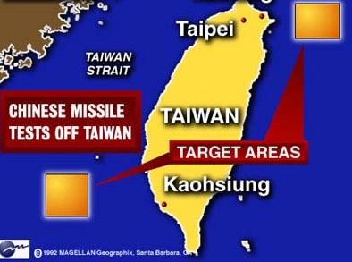 Vụ bắn tên lửa khiến Đài Loan hoảng loạn và biến cố khiến TQ thức tỉnh, trở nên hùng mạnh - ảnh 1
