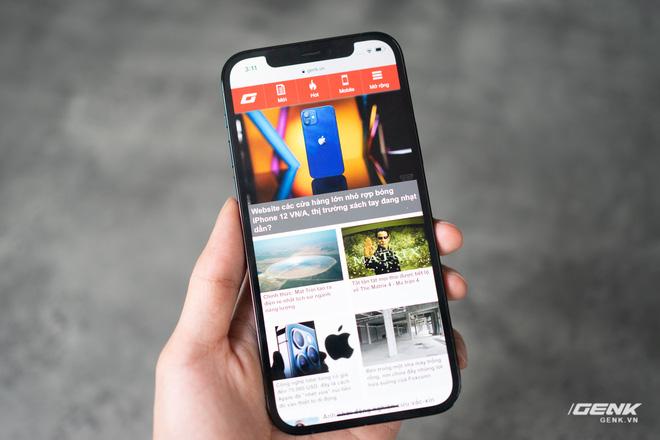 Cảm nhận nhanh về iPhone 12 Pro: Đẹp, nhưng không đáng tiền - Ảnh 3.