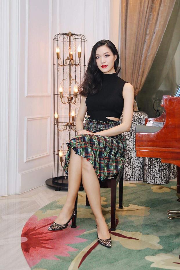 Hoa hậu Thuỳ Dung sau 12 năm làm rơi vương miện chấn động Vbiz: 2 lần lỡ hẹn thi quốc tế, visual ngỡ ngàng, còn cuộc sống ra sao? - Ảnh 3.