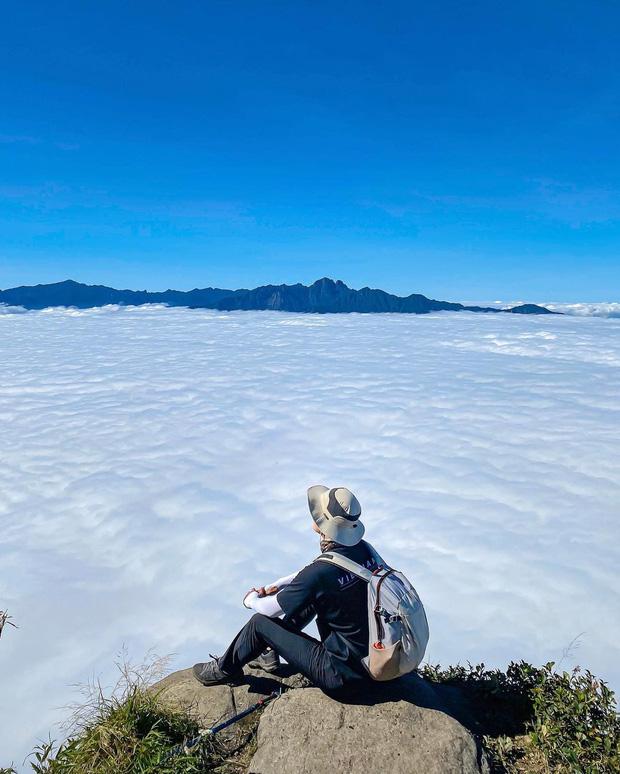 """Dân mạng truy lùng địa điểm săn mây đẹp bậc nhất Việt Nam: Xem ảnh mà ngỡ """"tiên cảnh"""" giữa đời thực, không phải ai cũng được check-in - Ảnh 3."""