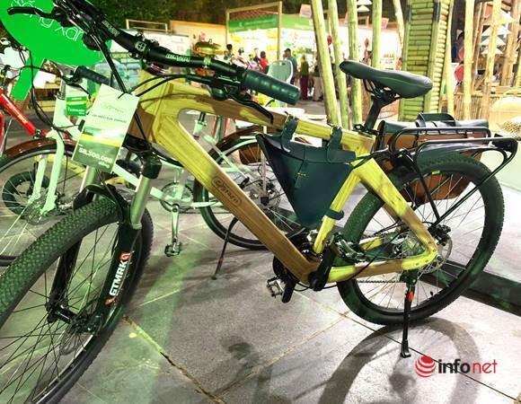 Giật mình chiếc xe đạp khung tre có giá đắt ngang xe máy tay ga - Ảnh 4.