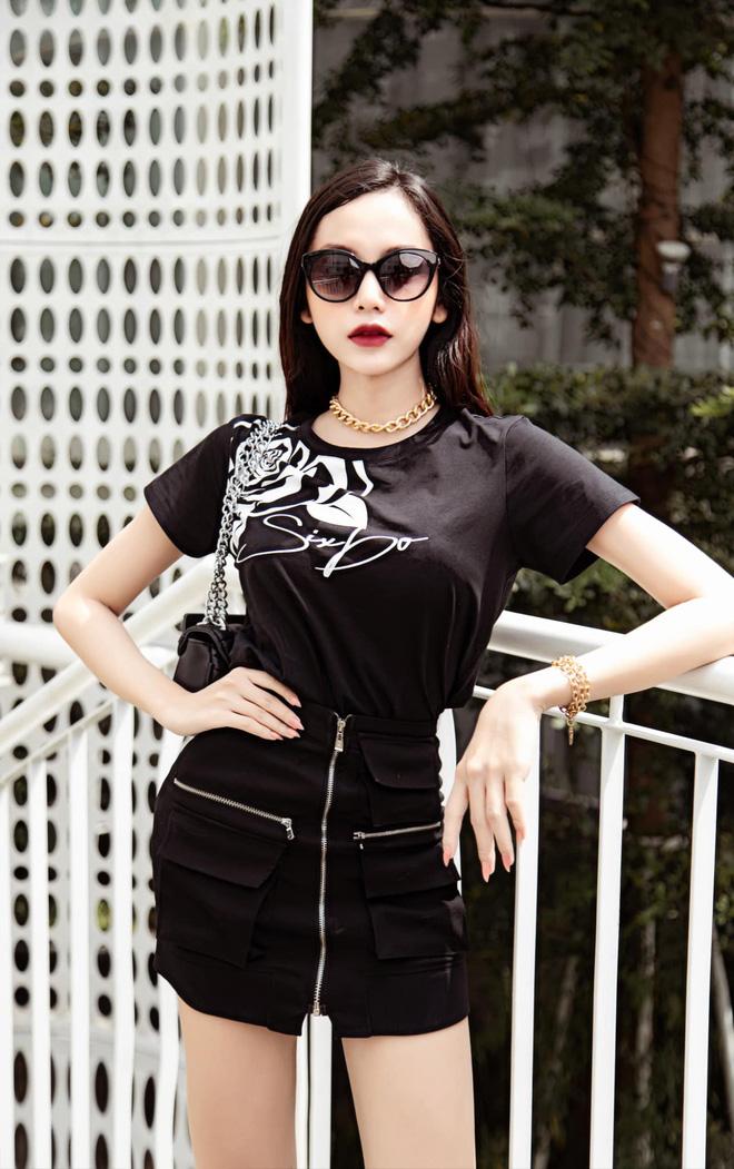 Soi nhan sắc trên tivi vs ảnh đăng phây của thí sinh hot nhất Hoa hậu Chuyển giới Việt Nam 2020 - Ảnh 4.