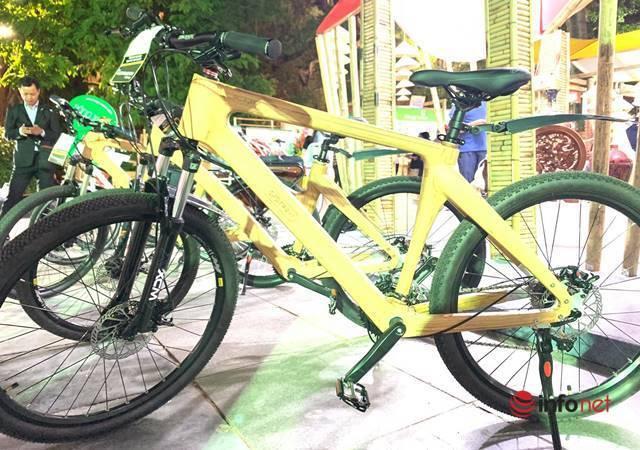 Giật mình chiếc xe đạp khung tre có giá đắt ngang xe máy tay ga - Ảnh 5.