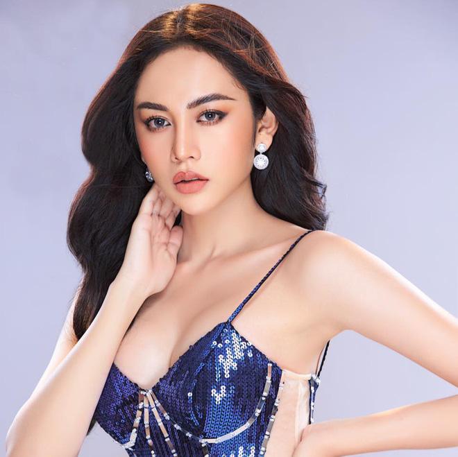 Soi nhan sắc trên tivi vs ảnh đăng phây của thí sinh hot nhất Hoa hậu Chuyển giới Việt Nam 2020 - Ảnh 5.