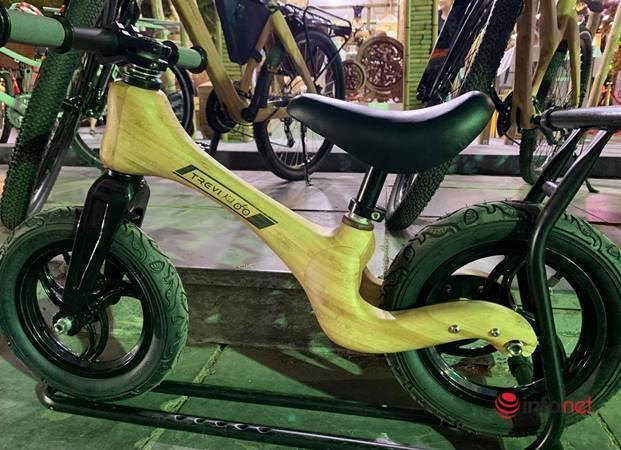 Giật mình chiếc xe đạp khung tre có giá đắt ngang xe máy tay ga - Ảnh 6.