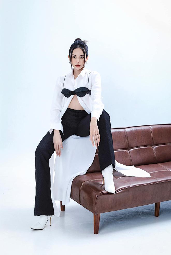 Soi nhan sắc trên tivi vs ảnh đăng phây của thí sinh hot nhất Hoa hậu Chuyển giới Việt Nam 2020 - Ảnh 6.