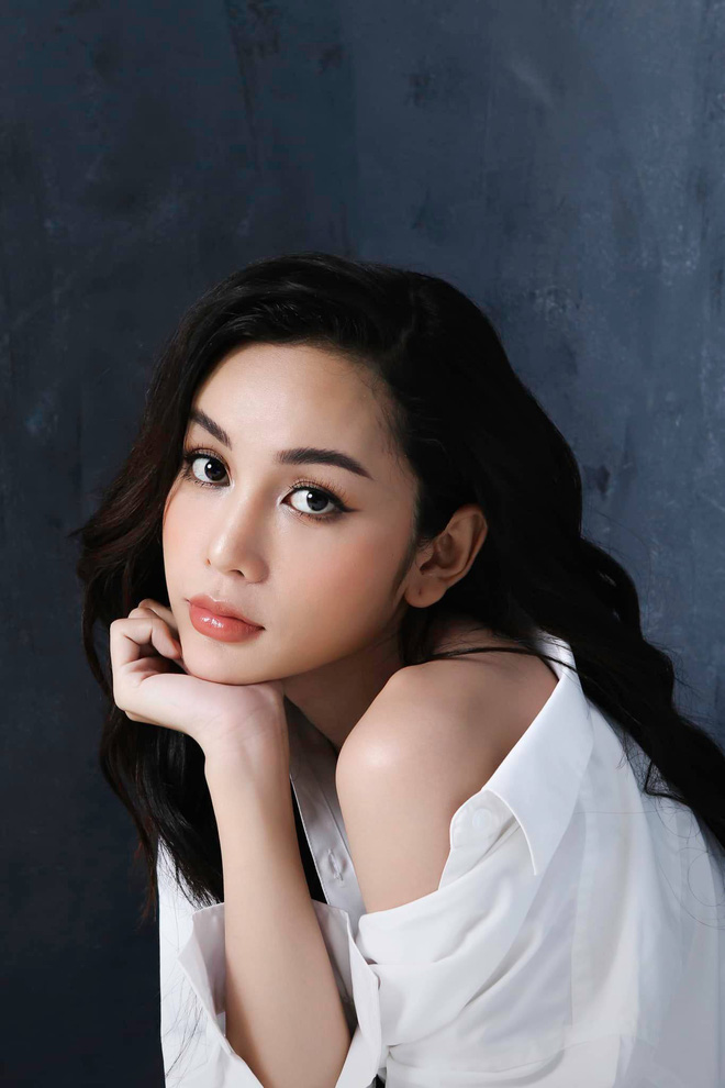 Soi nhan sắc trên tivi vs ảnh đăng phây của thí sinh hot nhất Hoa hậu Chuyển giới Việt Nam 2020 - Ảnh 7.