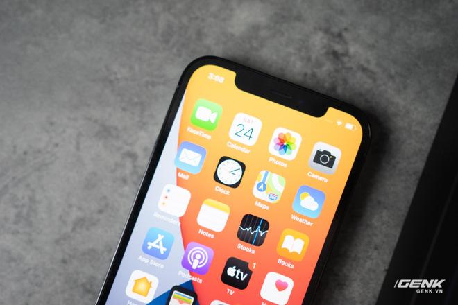 Cảm nhận nhanh về iPhone 12 Pro: Đẹp, nhưng không đáng tiền - Ảnh 8.