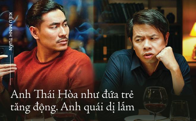 Kiều Minh Tuấn: Chúng tôi thân quen quá rồi nên ôm, hôn cũng dễ dàng hơn - Ảnh 5.