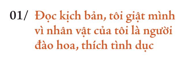 Kiều Minh Tuấn: Chúng tôi thân quen quá rồi nên ôm, hôn cũng dễ dàng hơn - Ảnh 1.