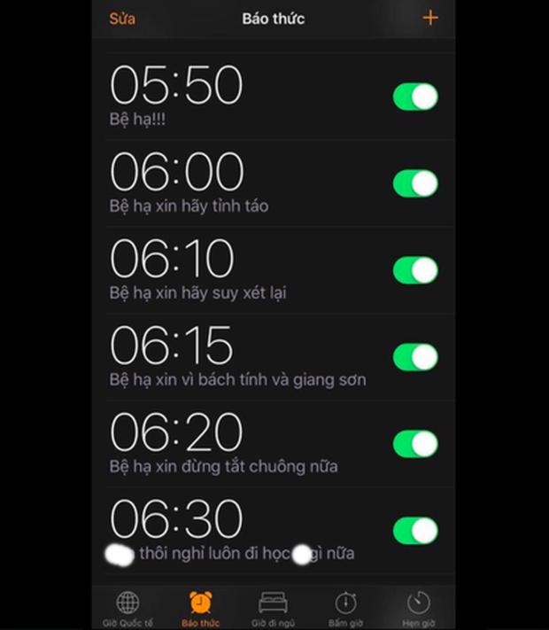 Tin xấu cho các bậc thầy ngủ nướng: Đặt báo thức cách nhau 5 - 10 phút sẽ khiến bạn hối hận! - Ảnh 1.