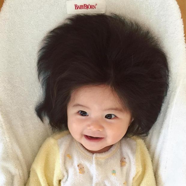 Bé Chanco tóc xù từng gây sốt MXH châu Á giờ ra sao sau khi thành đại diện của hãng dầu gội lớn dù mới hơn 1 tuổi? - Ảnh 1.