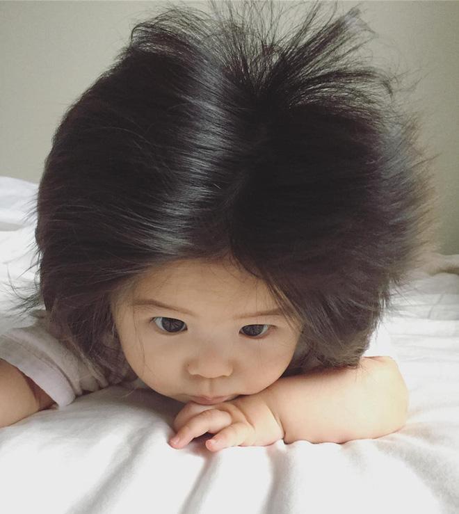 Bé Chanco tóc xù từng gây sốt MXH châu Á giờ ra sao sau khi thành đại diện của hãng dầu gội lớn dù mới hơn 1 tuổi? - Ảnh 2.