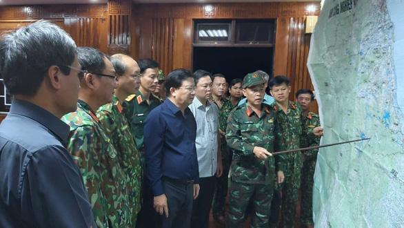 Quảng Nam sạt lở đất, hơn 50 người mất tích, Thủ tướng yêu cầu cứu hộ bằng mọi phương tiện - Ảnh 1.