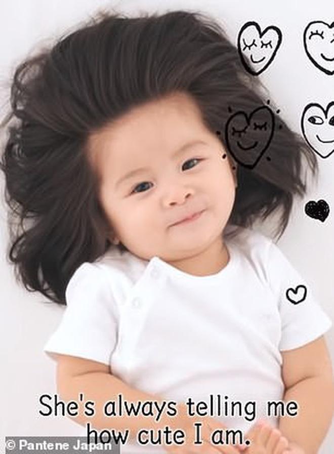 Bé Chanco tóc xù từng gây sốt MXH châu Á giờ ra sao sau khi thành đại diện của hãng dầu gội lớn dù mới hơn 1 tuổi? - Ảnh 7.