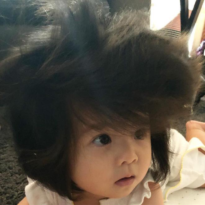 Bé Chanco tóc xù từng gây sốt MXH châu Á giờ ra sao sau khi thành đại diện của hãng dầu gội lớn dù mới hơn 1 tuổi? - Ảnh 4.