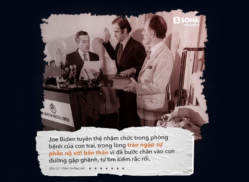 Cuộc trường chinh 4 thập kỷ và nhân tố X đưa ông Biden vào Nhà Trắng - Ảnh 4.