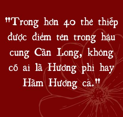 Lăng mộ tỏa mùi thơm: Có phải nơi chôn cất Hàm Hương trong Hoàn Châu Cách Cách? - Ảnh 2.