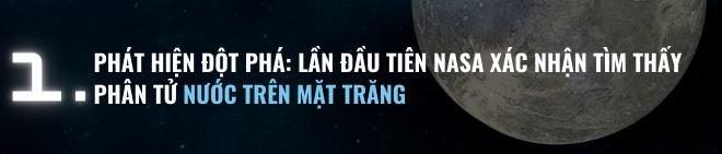 NASA thấy nước trên Mặt Trăng: Sứ mệnh vĩ đại tiếp theo là gì? - Ảnh 1.