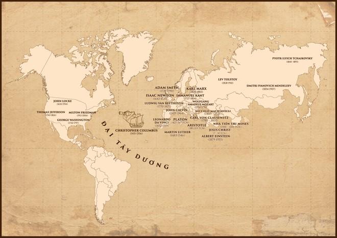 Đế quốc Anh - Từ một thuộc địa nhỏ trở thành Đế quốc mặt trời không bao giờ lặn - Ảnh 7.