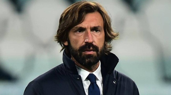 Juventus thua Barca, HLV Pirlo thừa nhận nhớ Ronaldo - Ảnh 1.