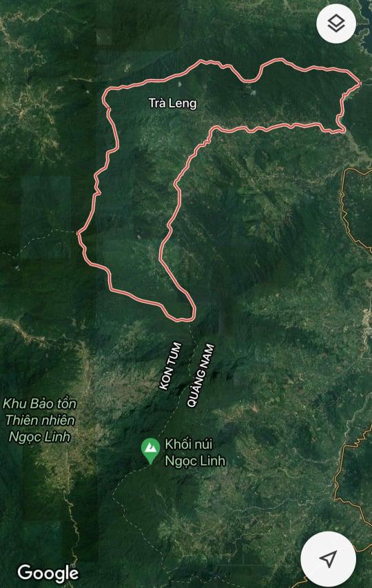 Hiện trường tìm kiếm nạn nhân bị vùi lấp trong thảm họa sạt lở ở Trà Leng, Nam Trà My - Ảnh 12.