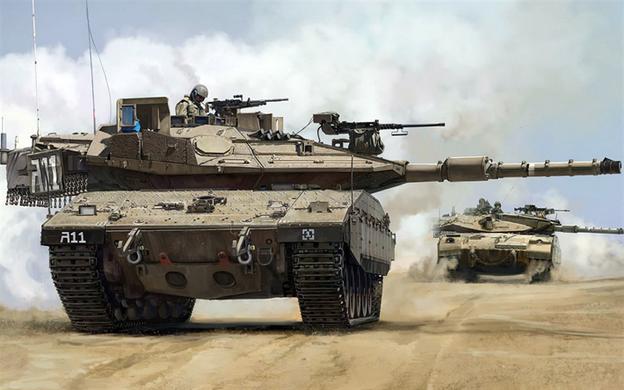 Đại tá Nguyễn Khắc Nguyệt: Việt Nam mua xe tăng hiện đại bậc nhất thế giới - Ảnh 7.