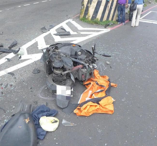 Nữ diễn viên Đài Loan bị xe ô tô đâm tử vong - ảnh 4