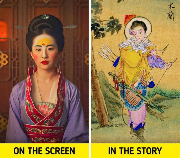 Quên Mộc Lan mặt đơ trên phim, giai thoại gốc về Mulan là một câu chuyện cực thú vị và có thể khiến bạn nổi da gà - Ảnh 1.
