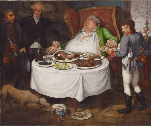 Cuộc đời kinh dị và bi kịch của Tarrare - gã đàn ông với cơn đói vô tận, ăn mọi thứ thậm chí cả thịt người và rác rưởi - Ảnh 2.