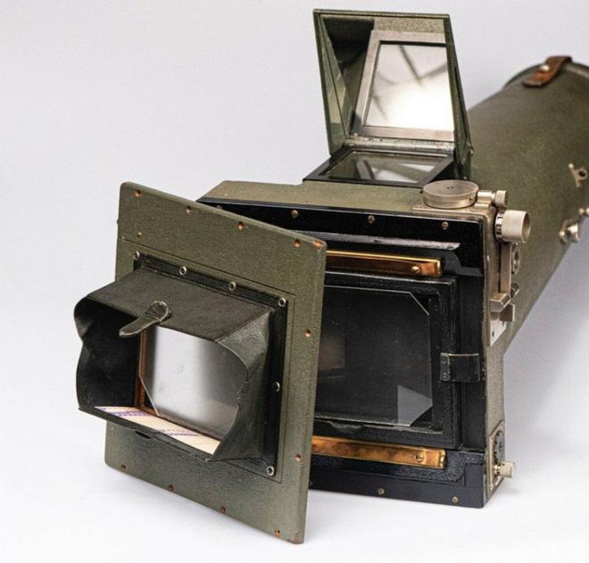 100 năm trước, nhiếp ảnh gia dùng thứ súng thần công này để chụp ảnh động vật hoang dã - Ảnh 2.