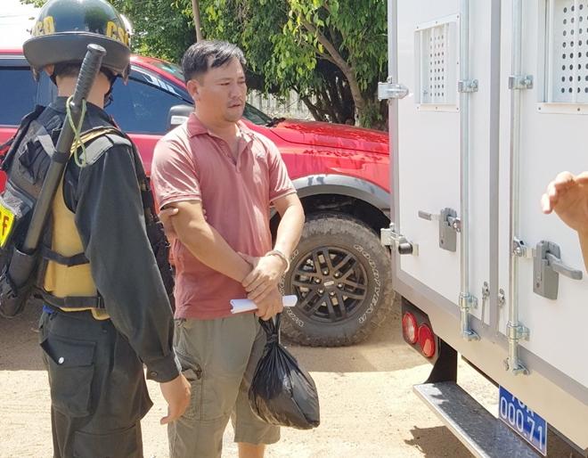 Bắt thêm 3 đối tượng trong vụ phá rừng quy mô lớn ở Phú Yên - Ảnh 1.