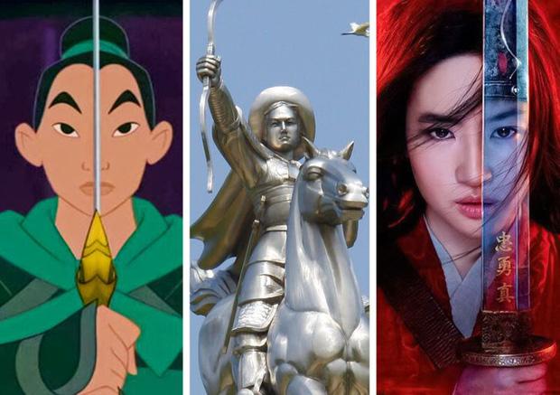 Quên Mộc Lan mặt đơ trên phim, giai thoại gốc về Mulan là một câu chuyện cực thú vị và có thể khiến bạn nổi da gà - Ảnh 5.