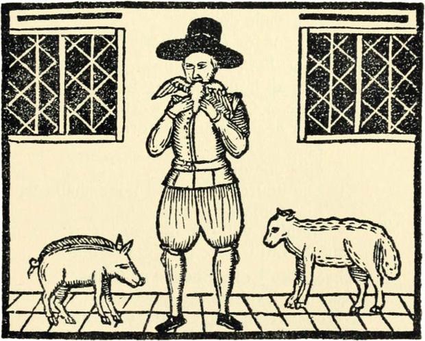 Cuộc đời kinh dị và bi kịch của Tarrare - gã đàn ông với cơn đói vô tận, ăn mọi thứ thậm chí cả thịt người và rác rưởi - Ảnh 7.