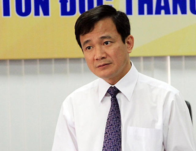 Bộ Nội vụ nói về khoản lương hơn nửa tỷ đồng/tháng của cựu Hiệu trưởng ĐH Tôn Đức Thắng Lê Vinh Danh - Ảnh 1.