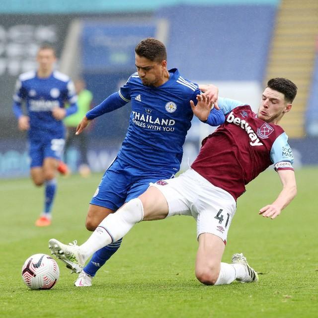 Leicester City bất ngờ thua đậm West Ham ngay trên sân nhà (Vòng 4 Ngoại hạng Anh) - Ảnh 1.