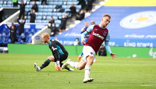 Leicester City bất ngờ thua đậm West Ham ngay trên sân nhà (Vòng 4 Ngoại hạng Anh) - Ảnh 2.